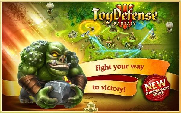 Toy Defense 3 Fantasy Android
