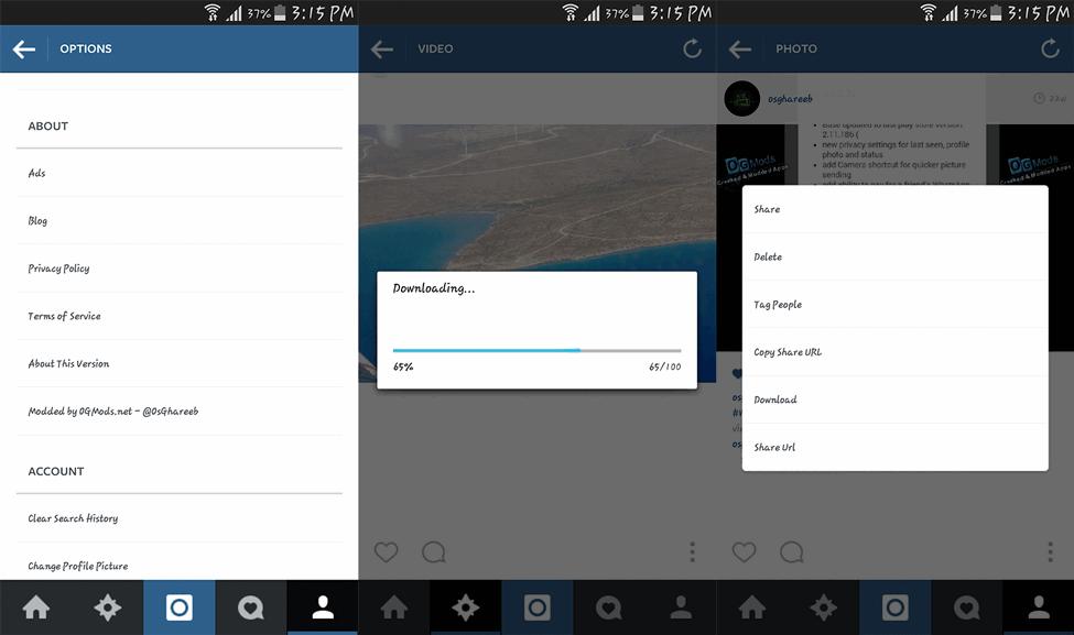Instagram+ Mod Apk