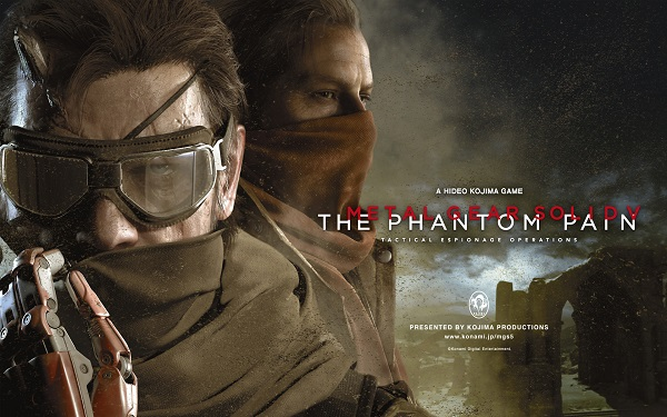 Metal Gear Solid V The Phantom Pain Crack