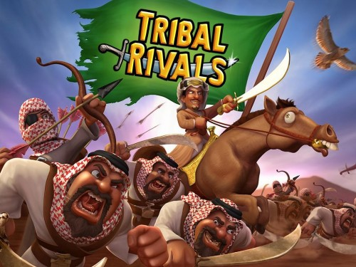 Tribal Rivals Apk indir 1