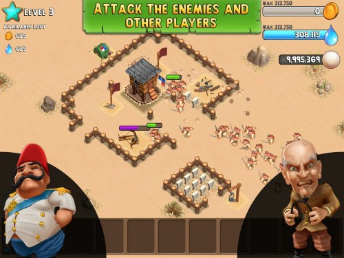 Tribal Rivals Apk indir 2