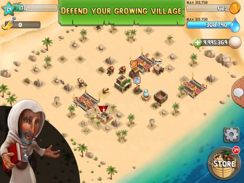 Tribal Rivals Apk indir 4
