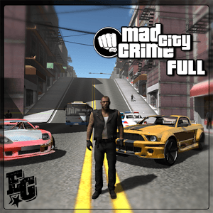 Mad City Crime FULL Android