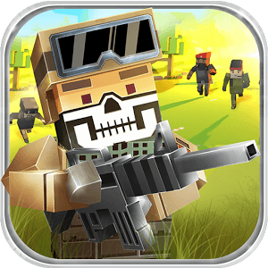 Pixel Shooter Zombies Android