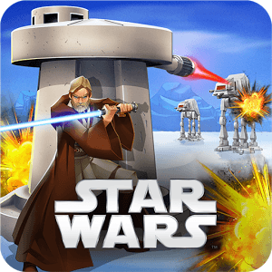 Star Wars Galactic Defense Android