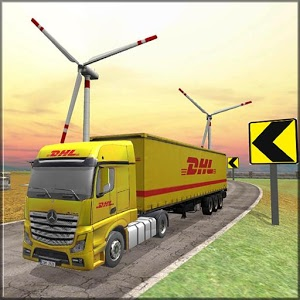 Truck Simulator 2015 Android