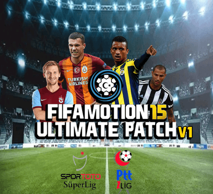 FIFA Motion 15 Ultimate Patch