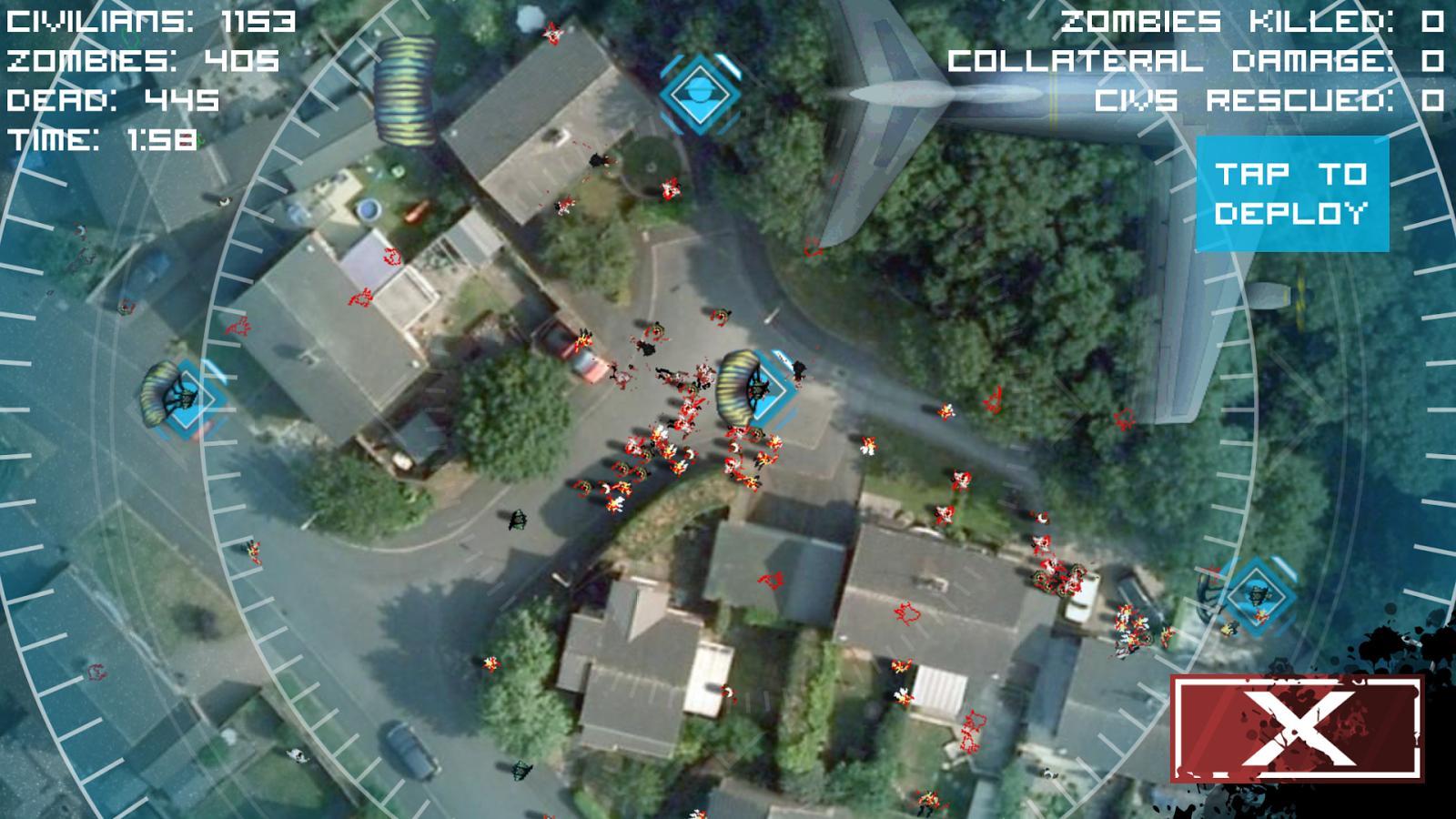 Zombie Outbreak Simulator v ВЗЛОМ для Андроид