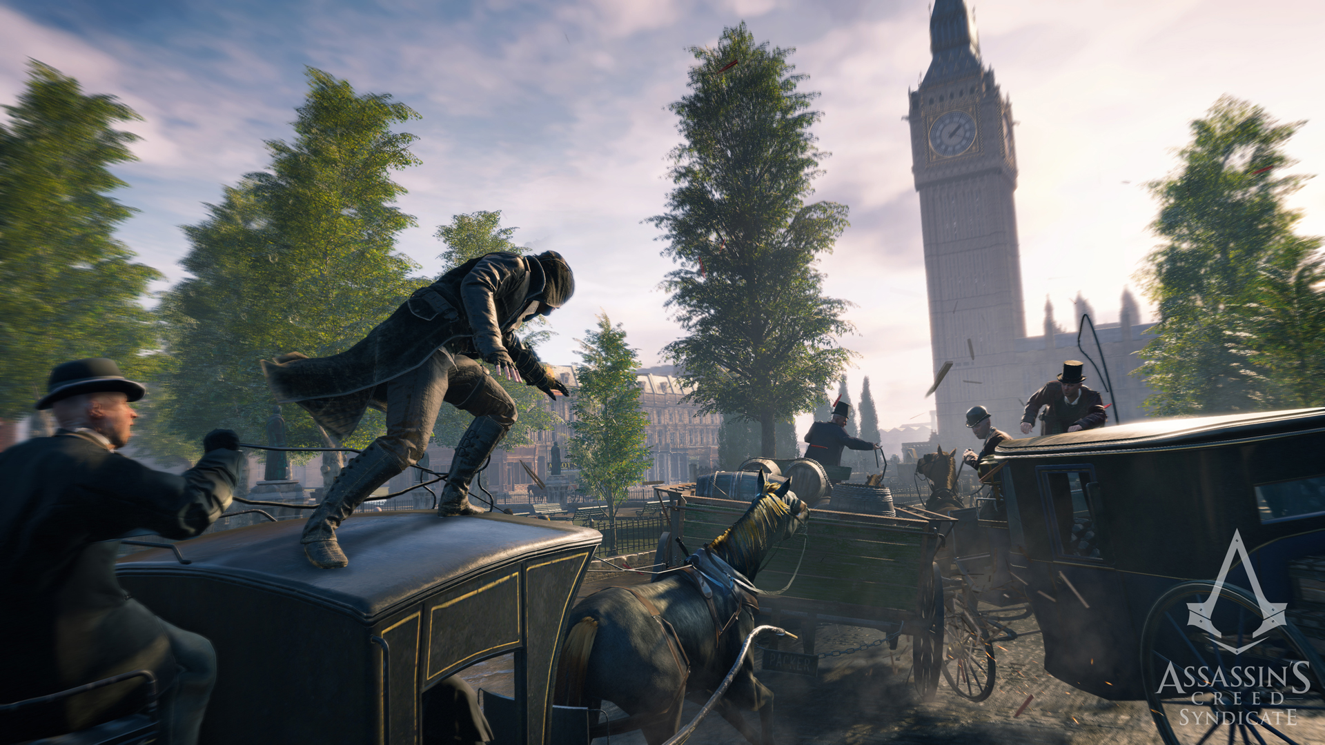 Assassin's Creed Syndicate +Update V1.21 İndir – Full PC
