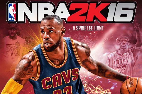 NBA 2K16 Update 4