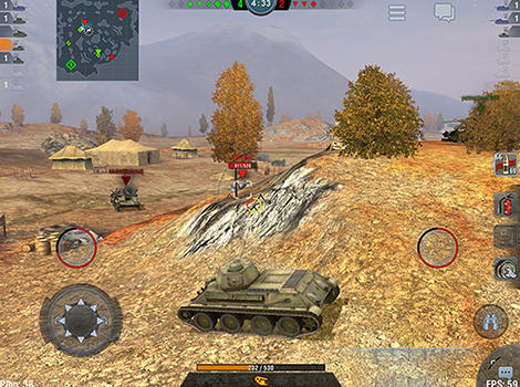 world of tanks blitz game mod apk