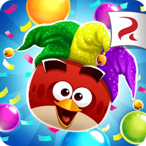 Angry Birds POP Bubble Shooter Andorid