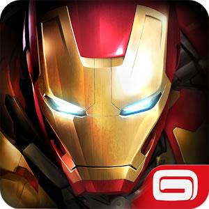 Iron Man 3 Resmi oyun Android