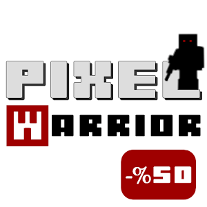Pixel Warrior At Daybreak Android