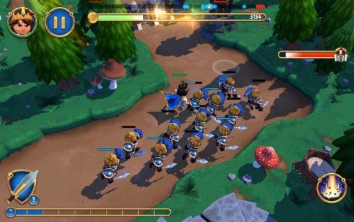 Android oyun club royal revolt 2