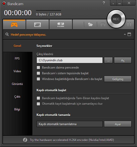Bandicam Indir Full Türkçe Oyun Ve Ekran çekme 4201439 Oyun