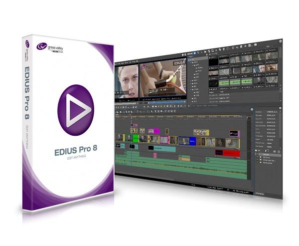 EDIUS Pro 8.1 PC