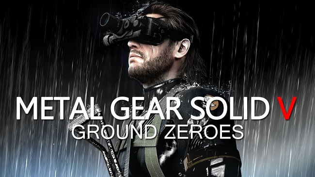 Metal Gear Solid V: Ground Zeroes TR