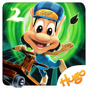 Hugo Troll Race 2 Android