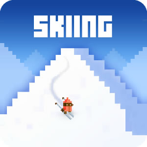 Skiing Yeti Mountain Android