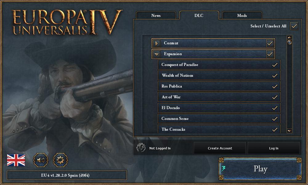 Europa Universalis IV İndir – Full v1 28 3 0 + 62 DLC | Oyun