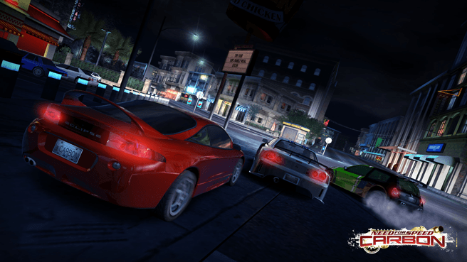 Need for Speed Android oyun CLUB