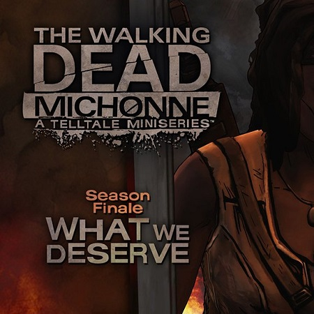 The Walking Dead Michonne Episode 3