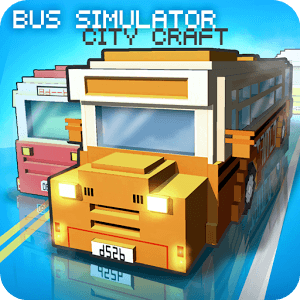Bus Simulator City Craft 2016 Android