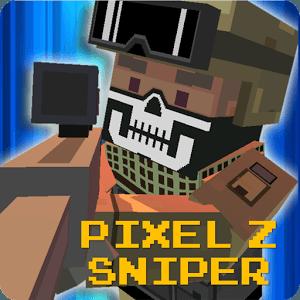 Pixel Z Sniper  Last Hunter Android