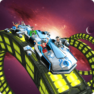 Roller Coaster Simulator Space Android