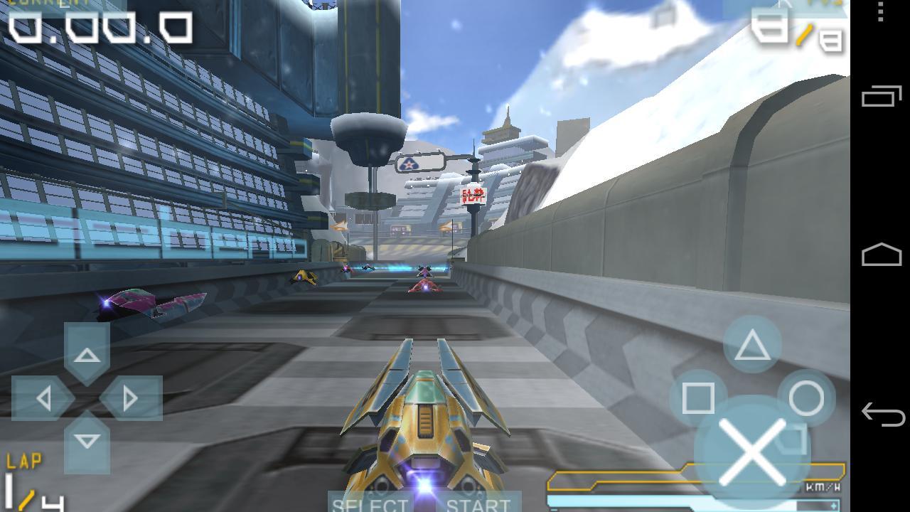 PPSSPP - PSP эмулятор – Распахни игровую вселенную!