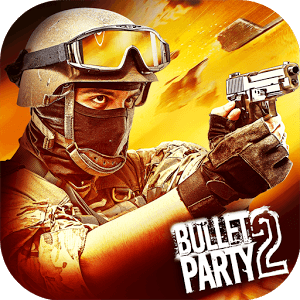 Bullet Party CS 2 GO STRIKE Android