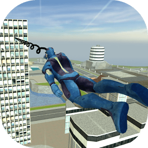 Rope Hero Vice Town Android