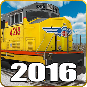 Train Simulator 2016 HD Android