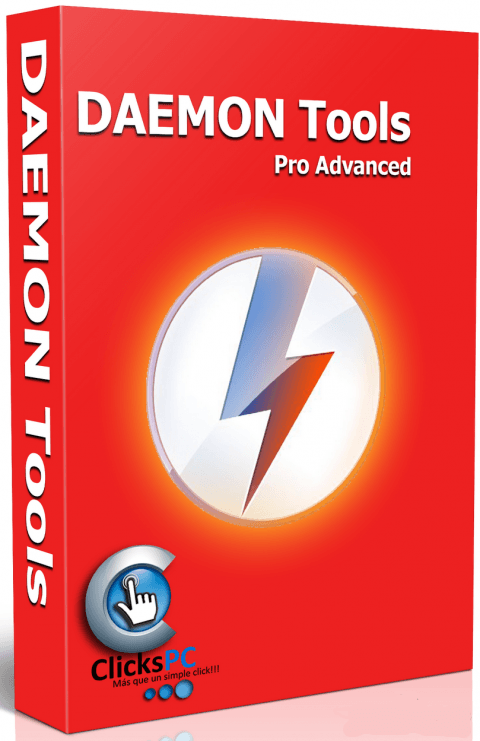 Daemon Tools Pro Advanced
