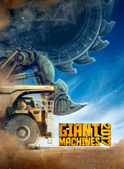 Скачать GIANT MACHINES 2017 (2016) PC торрент