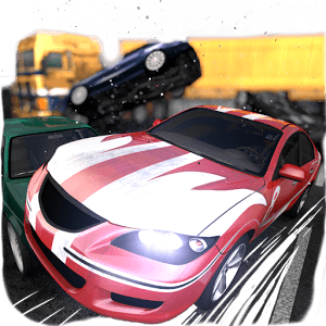 Highway Crash Derby Android