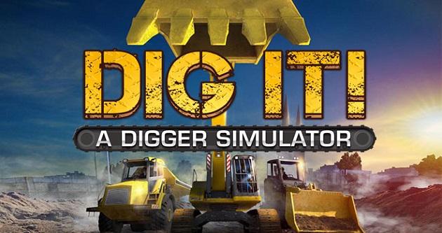 DIG IT A Digger Simulator