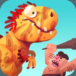 Dino Bash - Dinos v Cavemen APK