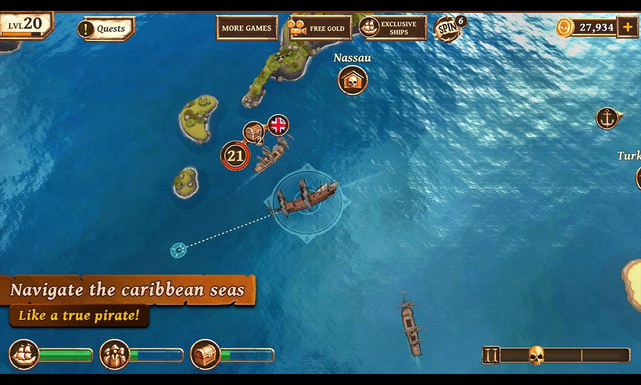 "Ships of battle age of pirates скачать на android "" игра shi."