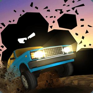 Evil Mudu - Hill Climbing Taxi APK