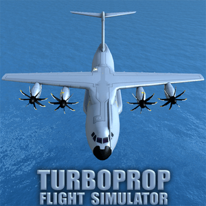 Turboprop Flight Simulator 3D APK