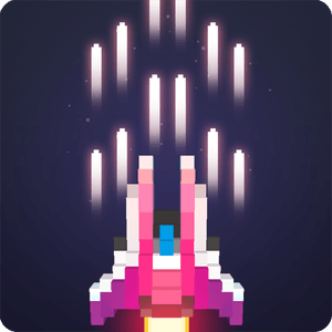 Retro Shooting - Pixel Space Shooter APK