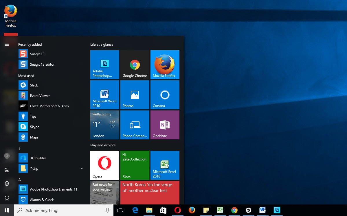 Windows 10 Performance Editions İndir – Türkçe 2018 Ocak   Oyun İndir Club ...