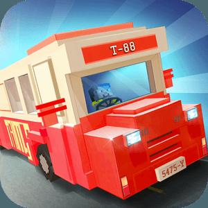 City Bus Simulator Craft Inc. APK
