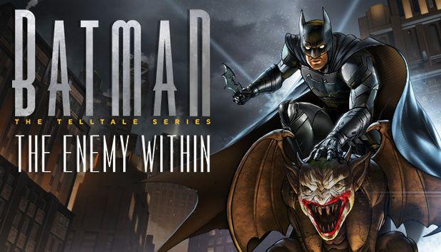 Batman The Enemy Within Türkçe Yama