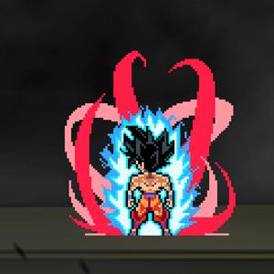 Dragon World: Saiyan Warrior